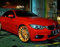 BMW F32 435 Debut 21″