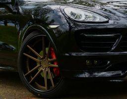 Porsche Cayenne 4.8S Techart