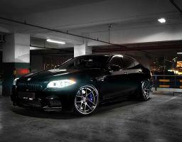 BMW M5 F10 BLACK