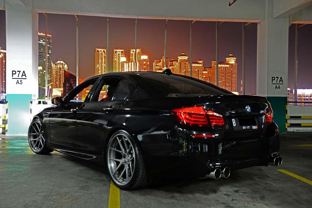 Bmw m5 f10 black adv1 gallery adv1 indonesia gallery sciox Images